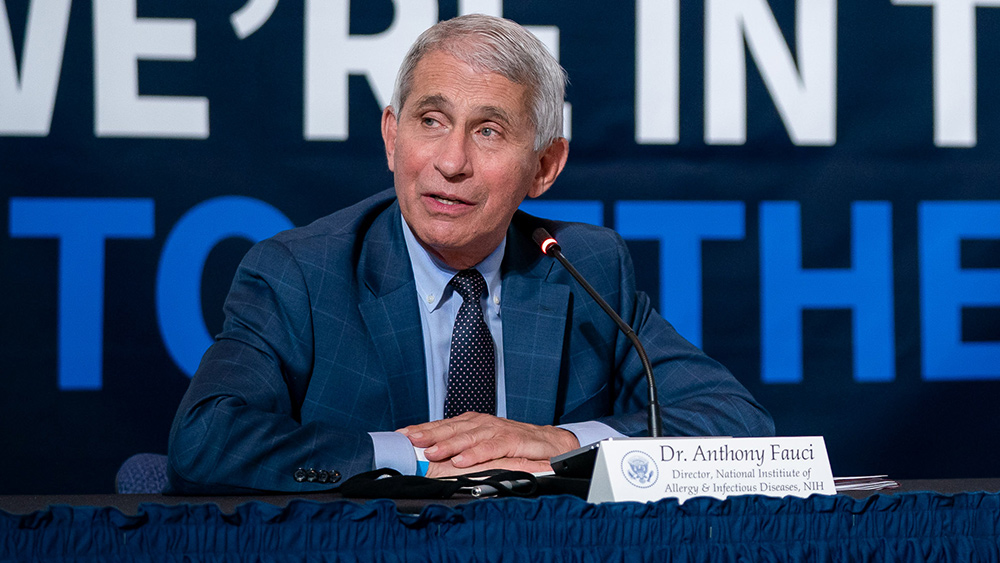 Image: Emails show Fauci was warned that COVID-19 looks engineered